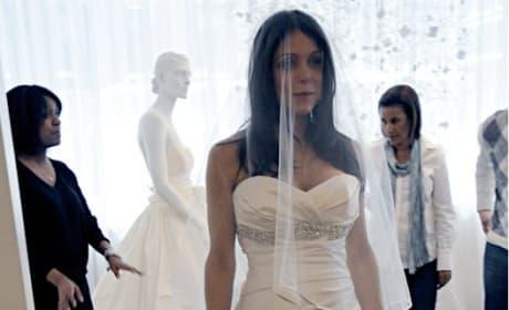 In Her Dress