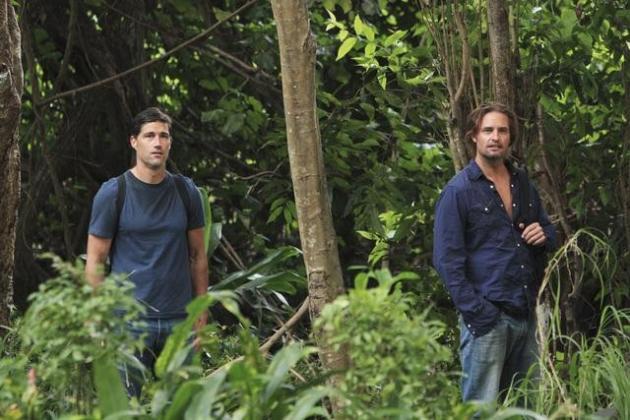 Sawyer and Jack