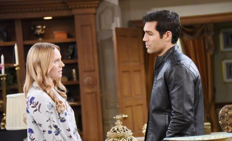Abigail Considers Marriage - Days of Our Lives