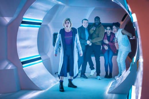 On the Threshold - Doctor Who Season 11 Episode 5