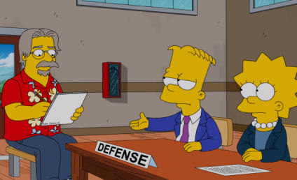 The Simpsons Review: Fruity Batman
