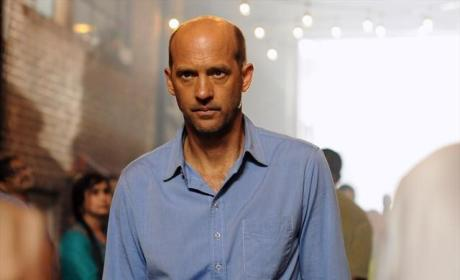 Hank Heads To India