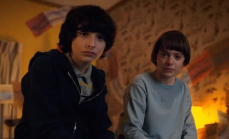 Does Mike Know What to Do? - Stranger Things