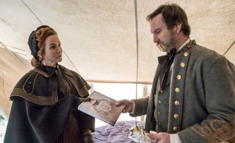 Relaying Orders - Timeless Season 2 Episode 9
