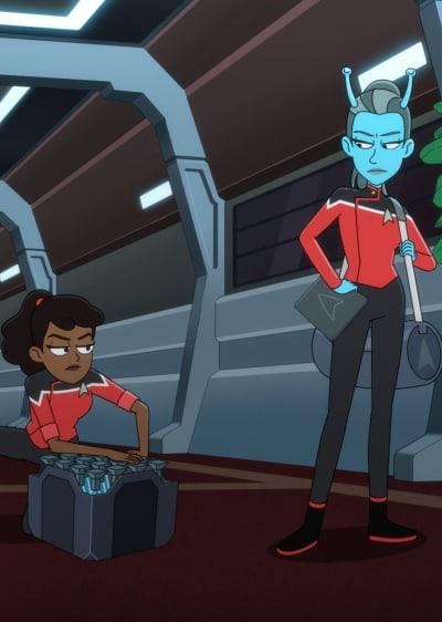 I Don't Even Think About You - Star Trek: Lower Decks Season 2 Episode 10