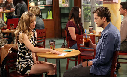Two and a Half Men Review: The Magic of Valentine