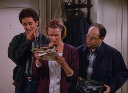 Watch Seinfeld Season 4 Episode 8 Online