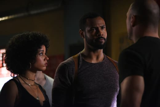 Pack Struggle - Shadowhunters Season 2 Episode 11