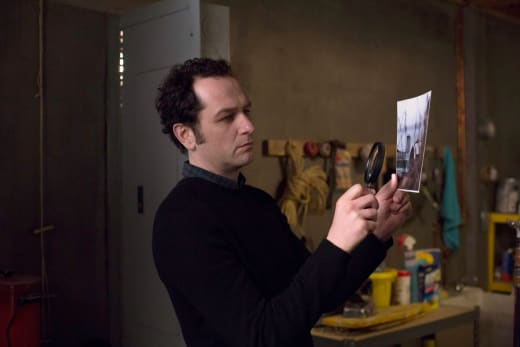 Philip Looks at a Photo - The Americans Season 5 Episode 7