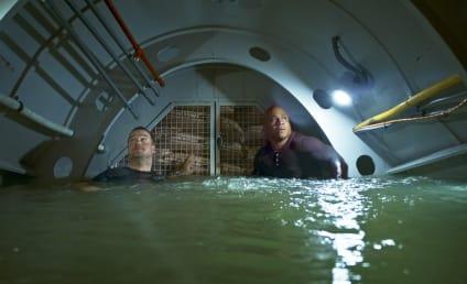 NCIS Los Angeles Preview: Shane Brennan Teases Sub Danger, Big Moves in Kensi/Deeks Relationship