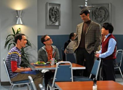 Watch The Big Bang Theory Season 1 Episode 12 Online