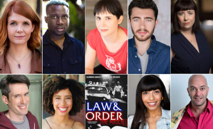 Law & Order: The Musical! Premieres Live Onstage in Hollywood! Rejoice!