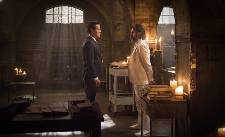 Ketch And Asmodeus - Supernatural Season 13 Episode 17