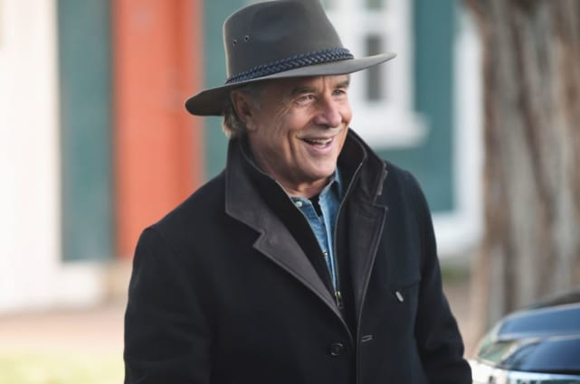 Don Johnson's Return to Network Television