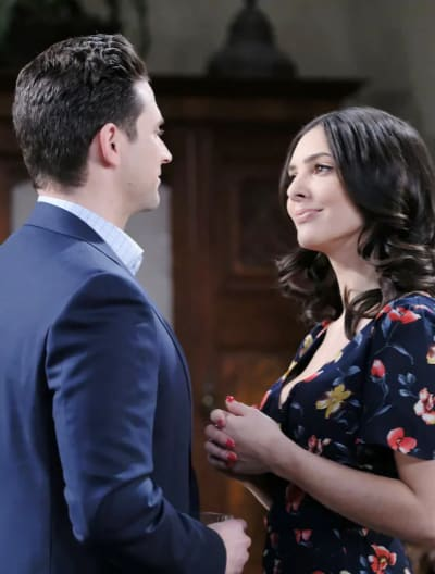 Plotting Against a Common Enemy - Days of Our Lives