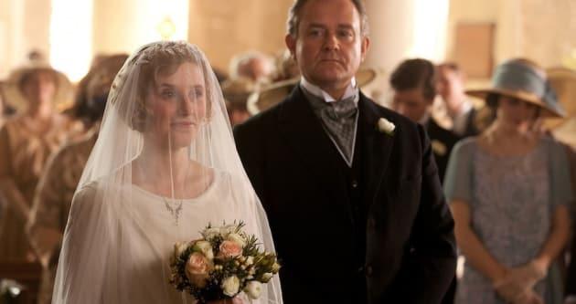 Edith Wedding Pic