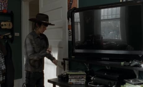 Carl Knows the Proper Use for Electronics