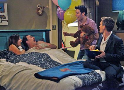 Watch How I Met Your Mother Season 5 Episode 24 Online