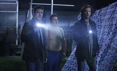 Imaginary Friends - Supernatural