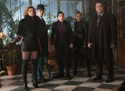 Watch Gotham Season 3 Episode 20 Online