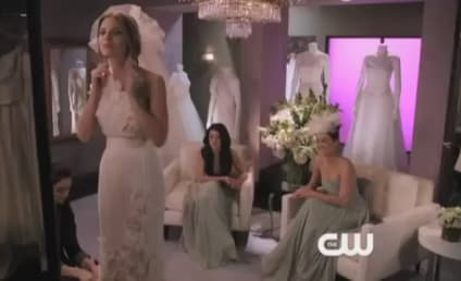 90210 Sneak Peek: Wedding Dress Dish