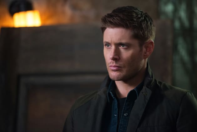 Dean is listening - Supernatural Season 12 Episode 10