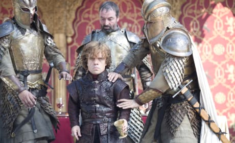 Tyrion, Apprhended