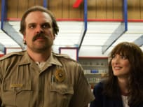 The Power Couple We Need - Stranger Things