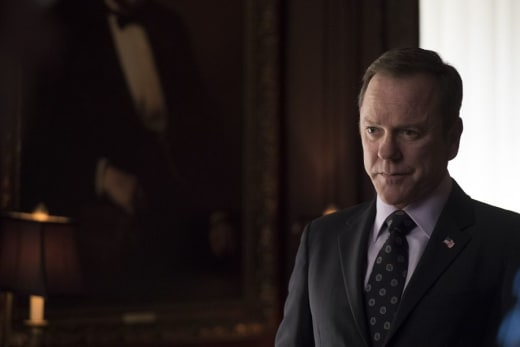 Negotiating With a Foreign Government - Designated Survivor