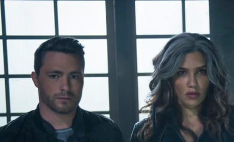 Future Days  - Arrow Season 7 Episode 6
