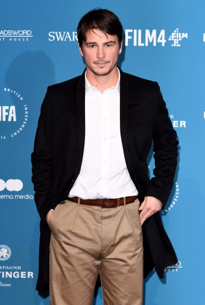 Josh Hartnett Attends BFI Awards