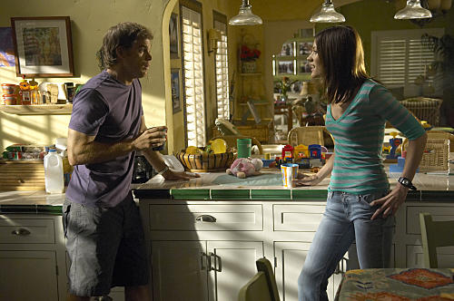 Dexter and Deb