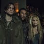 Roan's Got Clarke's Back? - The 100 Season 3 Episode 9
