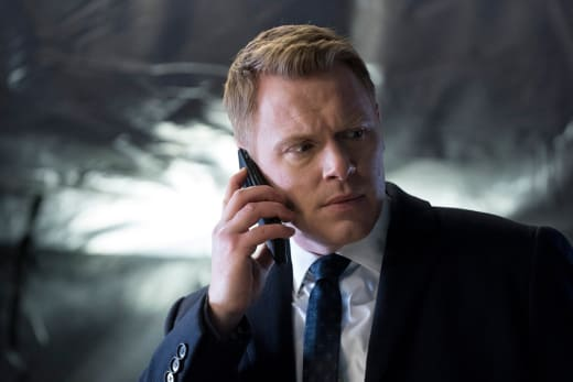 Ressler Calls It In - The Blacklist Season 5 Episode 15