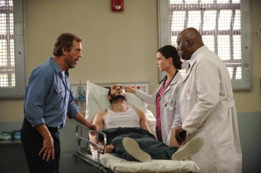 House and Dr. Adams