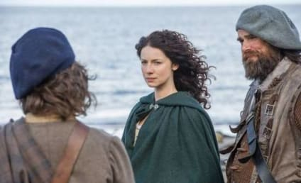 Outlander Showrunner Previews Season 2, Explains Jamie/Randall Relationship