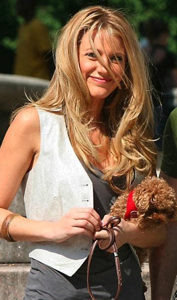 Blake Lively, Puppy