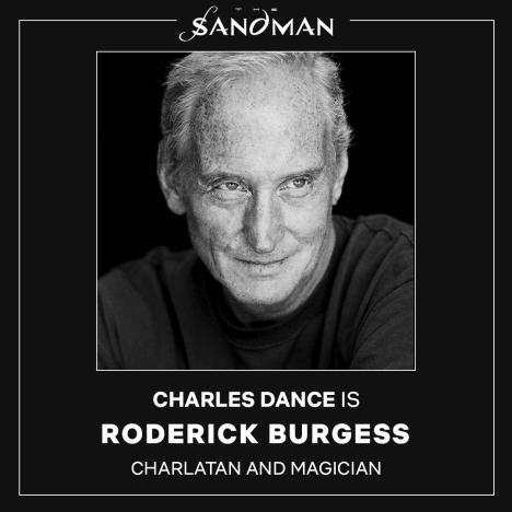 Charles Dance for Netflix