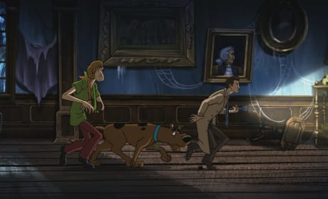 Cas, Scooby, And Shaggy - Supernatural Season 13 Episode 16