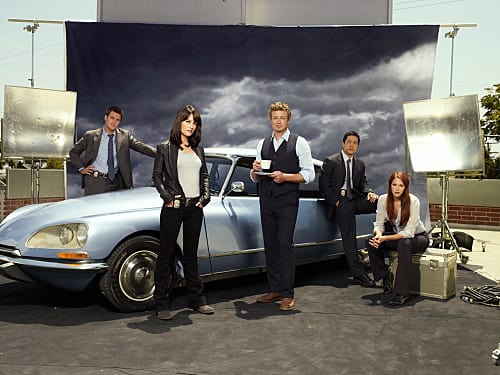 The Mentalist Cast Picture