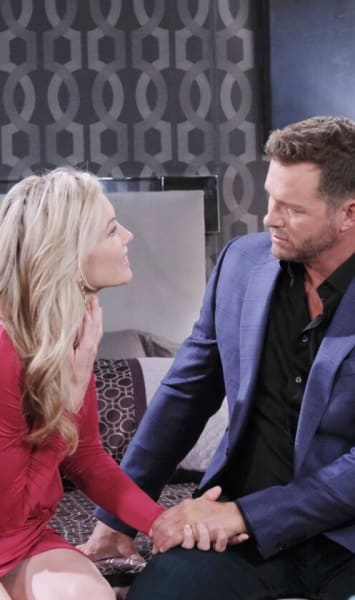 Brady Helps Kristen - Days of Our Lives
