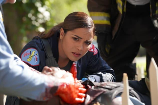 Impaled - Chicago Fire Season 6 Episode 8