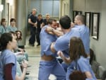 Fight in the Hall