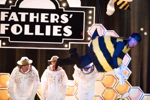 Mitch and Cam in Fathers' Follies - Modern Family Season 10 Episode 6