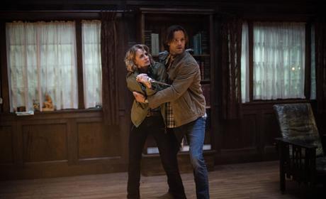 A family hug - Supernatural Season 12 Episode 6