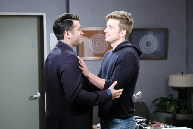 Sonny and Will Share Exciting News
