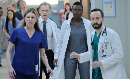 The Resident Season 2 Episode 19 Review: Snowed In