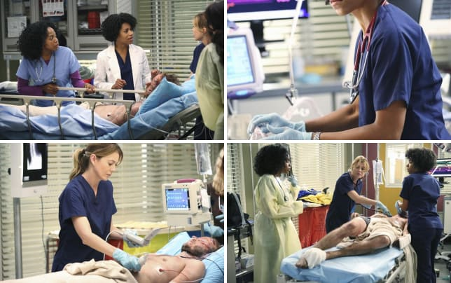 Relatively speaking greys anatomy s11e1