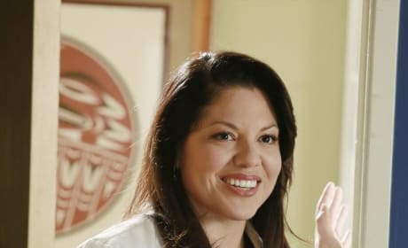 Callie Pops In
