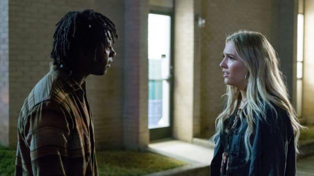 Clay and Maddie Break Up - Nashville